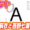 私のサイトのフォントは白石麻衣氏と西野七瀬氏のWebサイトと同じものを使用しています。