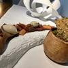 Restaurant L'aubeで食事。