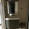 マンションリフォーム快適空間⑧《洗面所》