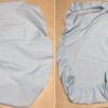 30w0d 手作り添い寝ベッドシーツ2+添い寝ベッド用の防水シーツ購入