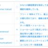 Marketing 1 .マーケティングミックス・4P/4C