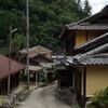 川上村の大滝地区と東川地区 やや限界の集落
