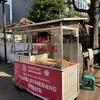 いつものKaki lima(カキ リマ)屋台へ天ぷら購入