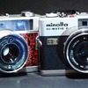 デジフィルム・ヤシカY35 digi film™️ camera  Y35 ・フィルムカメラみたいなデジタルカメラ
