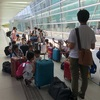 中部国際空港到着です。