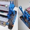 ESP8266とDRV8835とBlynkを使ってTAMIYAのカムプログラムロボットをIoT化した