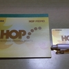 HOPカードのメモ帳。