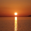 ■宍道湖の夕日を見るコツは? あきらめない チャンスを逃さない