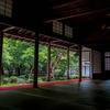 【夏京都旅行2日目】雨の貴船神社&圓光寺で額縁構図を撮ってきた