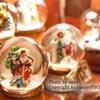 おしゃれなクリスマスの雑貨を雰囲気よく撮りたい☆