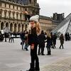 ルーブル美術館だぁ in パリ