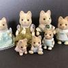 アーバンシリーズ オークル犬 日本版と海外版