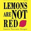 子供たちに読み聞かせをしたい英語の絵本「Lemons are not red」