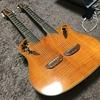 【ギター】Ovation ダブルネック CSD-215 12弦側ネック折れ→その後リペア