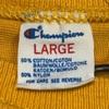 587 ビンテージ Champion フットボールTシャツ 80's