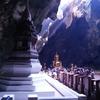 15番 洞窟の中にブッダ!神秘的な洞窟の中にあるお寺