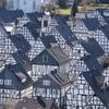 【ドイツ・フロイデンベルク観光】モノトーンの絶景が望める街