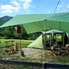 キャンプレポ:揖斐高原(2016年9月)