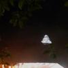 福岡城の復活を見た