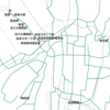 大阪市バス路線変遷-淀川を越える路線(3)<淀川大橋・伝法大橋>