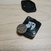 120系プラド キーレス電池交換