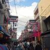 大阪生野コリアンタウンを、カラットが歩く