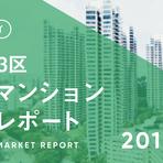 23区の中古マンション相場(2019年12月)