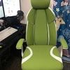 椅子を変えてみた~初のハイバック&肘掛け付の感想~