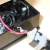 ORICO製内蔵HDDケース(1106SS-BK)のスイッチが破損したので修理してみた