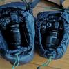 軽めのトレッキング、ハイキングの一眼カメラ携行に丁度いい「ウルトラライトDSLRカバー」