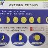月の観察が楽しい!2歳娘の知育の記録 152日目から153日目(2016年10月12日から10月16日)
