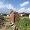 元設楽外科医院の塀  伊勢崎市大手町