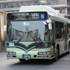 市バス新車