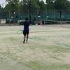 全国中学生テニス選手権速報4