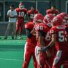 中四国学生アメリカンフットボールリーグ2016第2節 島根大学対山口大と広島大対愛媛大学