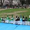「日本酒の会sakenagoyaの花見」に参加してきました。