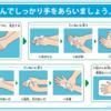 冬の手洗い