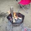 キャンプに!バーベキューに!焚き火台があると楽しさ倍増!オススメの焚き火台【キャプテンスタッグ(CAPTAIN STAG)M-6500】