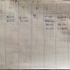 【家計簿シリーズ】3週目の家計簿が完了しました!