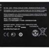 携帯電話のバッテリー Miscrosoft Lumia 950 XL CityMan Lumia 940 XL RM-1118