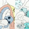 ダヴィンチ「モナリザ」=蛇の集合体レプティリアン