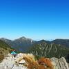 2021年9月 上高地【2/5】「穂高岳山荘」泊 紅葉の涸沢とザイテングラートを超え、標高3,000mの世界へ!