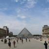 【パリ旅行】ルーブル美術館周辺とパリの街。帰国直前に雰囲気を楽しみました。