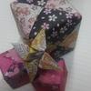 ショッキング折り紙