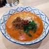 【金沢 ラーメン】「担々麺(半)」麺屋 夕介 (めんや ゆうすけ)