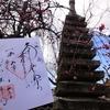 つり雛展と御詠歌の御朱印 京都・法住寺