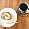 スパイス香る*念願のシナモン&ホワイトチョコロール(cafe amacha.@東山田)