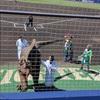 鎌ヶ谷スタジアムに行ってきました♪今日は鎌スタ恐竜王国♪