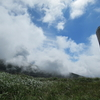 ◆8/20      姥沢より月山へ②…姥ヶ岳~牛首