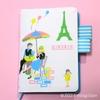 ほぼ日手帳2022*近江屋洋菓子店の包装紙がカバーになりました。